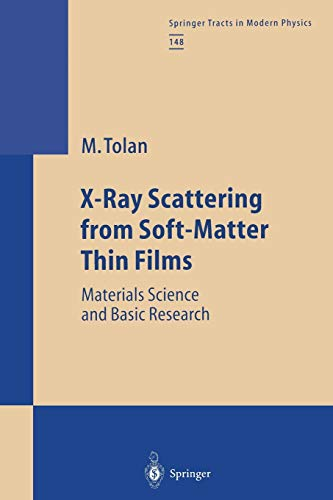 9783662142189: X-Ray Scattering from Soft-Matter Thin Films: Materials Science and Basic Research (Springer Tracts in Modern Physics)