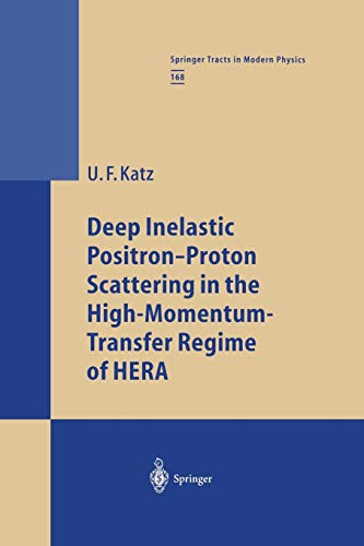 Deep Inelastic Positron-Proton Scattering in the High-Momentum-Transfer Regime of Hera: Ulrich F. ...