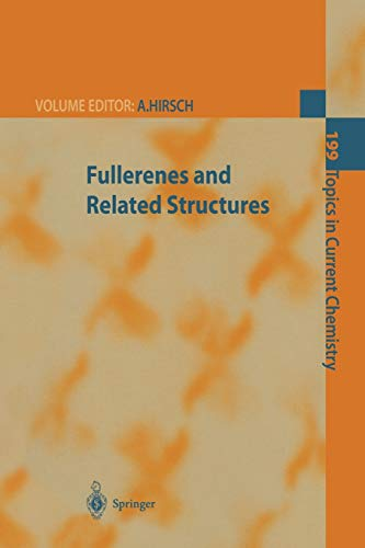 9783662147290: Fullerenes and Related Structures (Topics in Current Chemistry)
