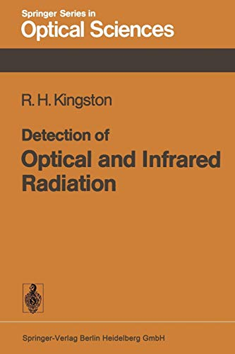 9783662158302: Detection of Optical and Infrared Radiation (Springer Series in Optical Sciences) (Volume 10)