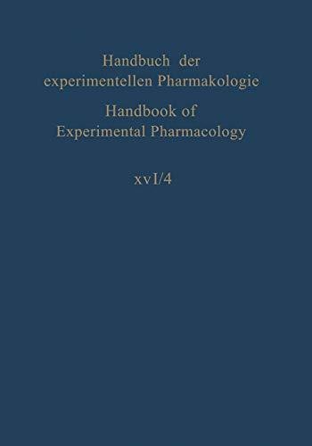9783662222263: Erzeugung von Krankheitszuständen durch das Experiment: Teil 4: Niere, Nierenbecken, Blase (Handbook of Experimental Pharmacology) (German Edition)