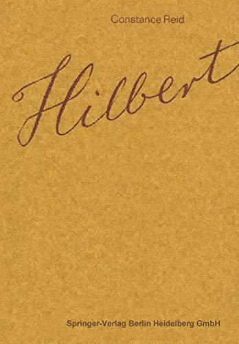 9783662271322: Hilbert