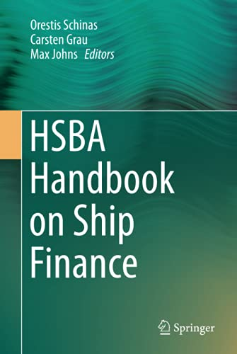 HSBA Handbook on Ship Finance: Springer