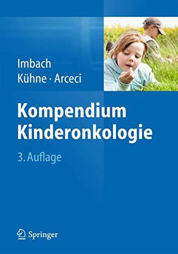 9783662434840: Kompendium Kinderonkologie