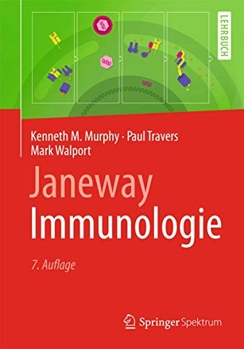 9783662442272: Janeway Immunologie (German Edition)