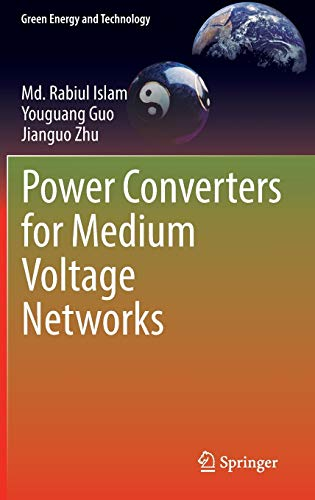 9783662445280: Power Converters for Medium Voltage Networks (Green Energy and Technology)