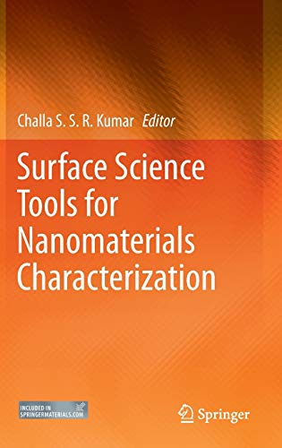9783662445501: Surface Science Tools for Nanomaterials Characterization