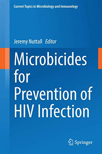 Microbicides for Prevention of HIV Infection: Jeremy Nuttall