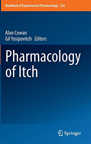 Pharmacology of Itch: Alan Cowan