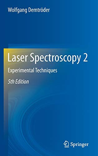 9783662446409: Laser Spectroscopy 2: Experimental Techniques