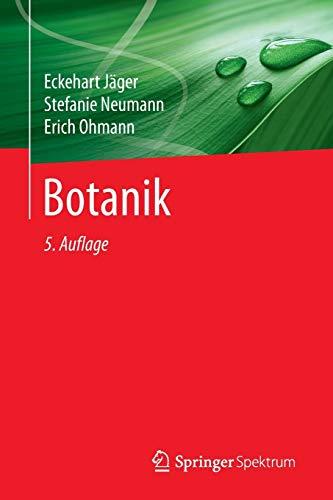 9783662447697: Botanik (German Edition)