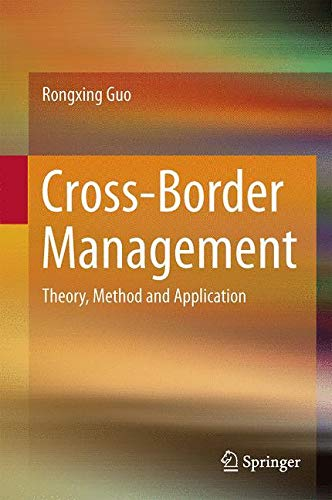 Cross-Border Management: Rongxing Guo