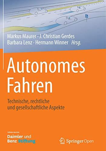 Autonomes Fahren: Markus Maurer