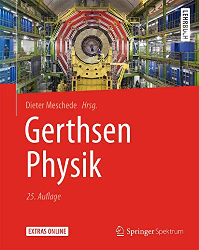Gerthsen Physik: Dieter Meschede (author)