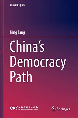 9783662473429: China's Democracy Path (China Insights)