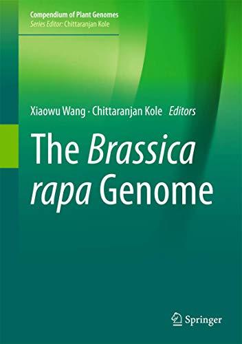 9783662479001: The Brassica rapa Genome (Compendium of Plant Genomes)