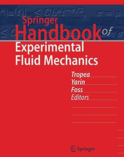 9783662491621: Springer Handbook of Experimental Fluid Mechanics