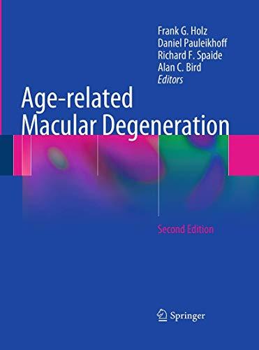 9783662495889: Age-related Macular Degeneration