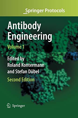 9783662495940: Antibody Engineering Volume 1