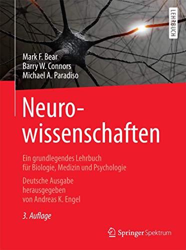 9783662499320: Neurowissenschaften: Ein grundlegendes Lehrbuch für ...