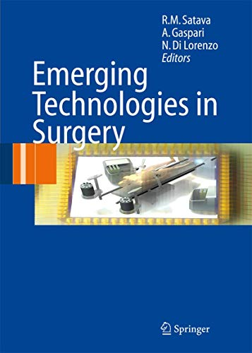 9783662500057: Emerging Technologies in Surgery