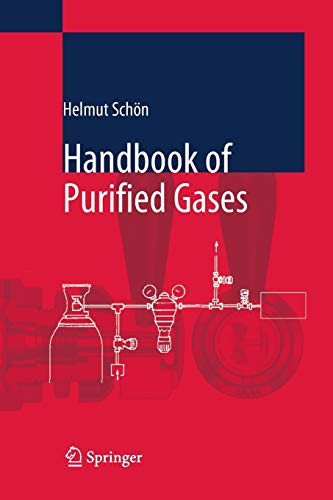 9783662500361: Handbook of Purified Gases