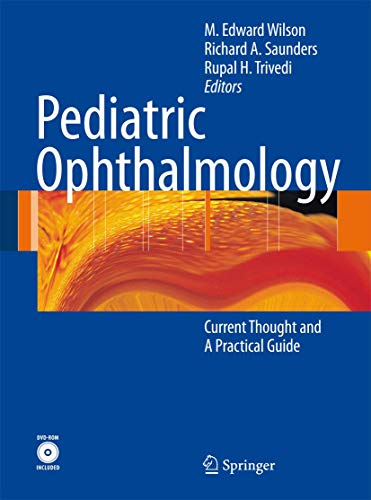 9783662501320: Pediatric Ophthalmology: Current Thought and A Practical Guide