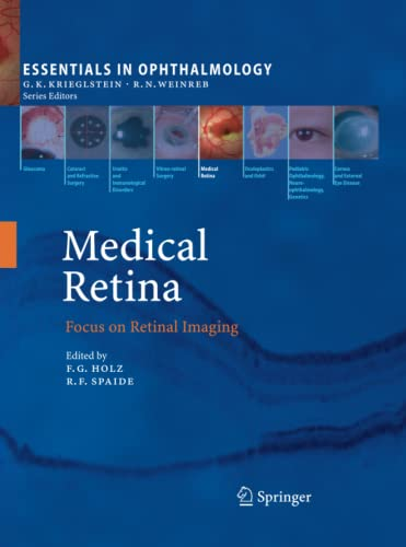 9783662502082: Medical Retina: Focus on Retinal Imaging (Essentials in Ophthalmology)