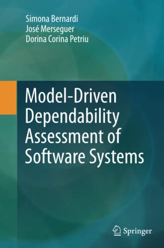 9783662509425: Model-Driven Dependability Assessment of Software Systems