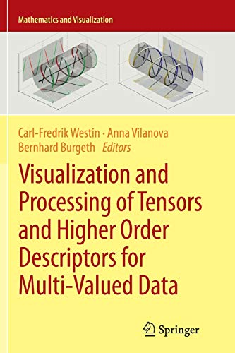 new developments in the visualization and processing of tensor fields laidlaw david h vilanova anna