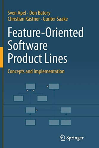 9783662513002: Feature-Oriented Software Product Lines: Concepts and Implementation