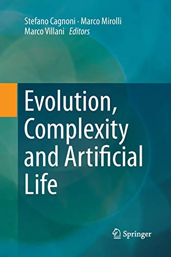 9783662513286: Evolution, Complexity and Artificial Life