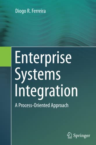 9783662514313: Enterprise Systems Integration: A Process-Oriented Approach