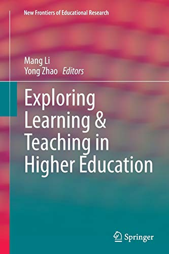 9783662514863: Exploring Learning & Teaching in Higher Education (New Frontiers of Educational Research)