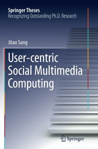 9783662514917: User-centric Social Multimedia Computing (Springer Theses)