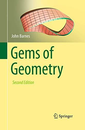 9783662519004: Gems of Geometry