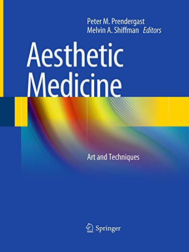 9783662519622: Aesthetic Medicine: Art and Techniques
