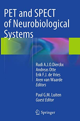 9783662522219: PET and SPECT of Neurobiological Systems