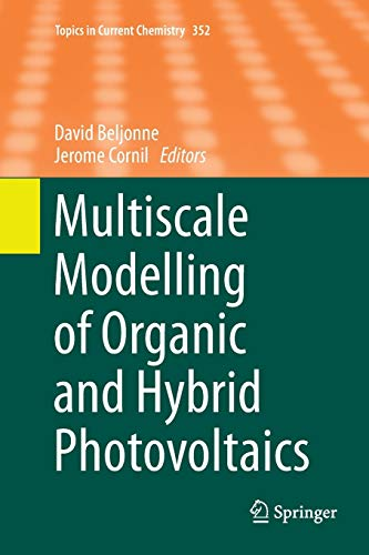 9783662522813: Multiscale Modelling of Organic and Hybrid Photovoltaics (Topics in Current Chemistry)