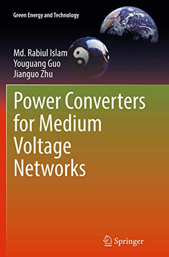 9783662525555: Power Converters for Medium Voltage Networks (Green Energy and Technology)