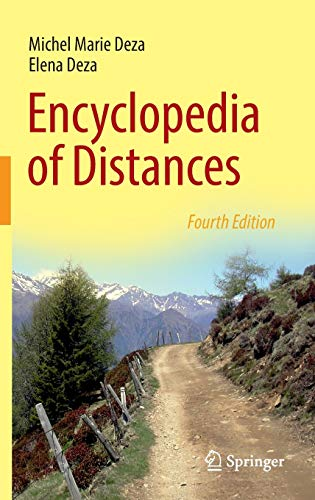 9783662528433: Encyclopedia of Distances