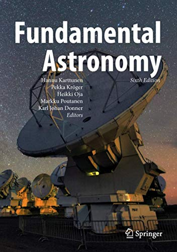 9783662530443: Fundamental Astronomy