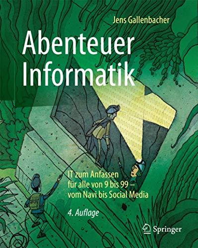 Abenteuer Informatik: Gallenbacher, Jens