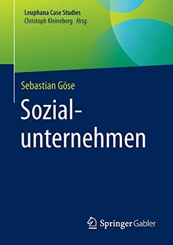 Sozialunternehmen (Paperback) - Sebastian Göse