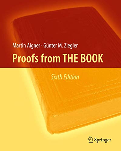 9783662572641: Proofs from THE BOOK