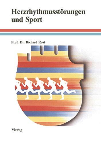 9783663019497: Herzrhythmusstörungen und Sport