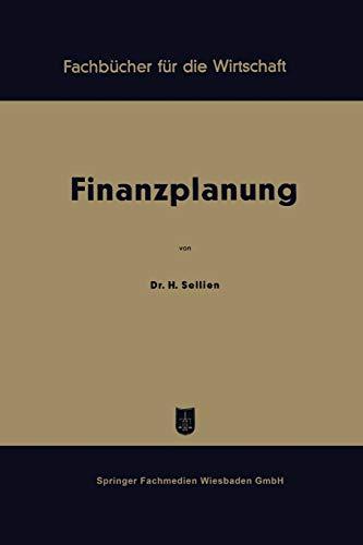 Finanzplanung: HELMUT SELLIEN