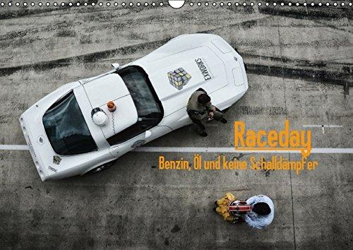 9783664007752: Racedayat Version Wandkalender 2015 D