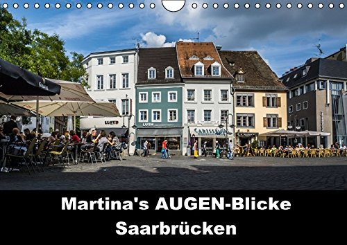 9783664020300: Martina S Augen Blicke Saarbr� Cken