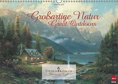 9783664028696: Thomas Kinkade Gro��artige Natur Wand
